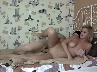 Stunning Orgasmic Teen On Real Homemade