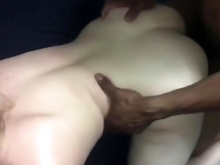 Blonde Teen Takes Hard Doggystyle Pounding From Monster Bbc Pt 1.